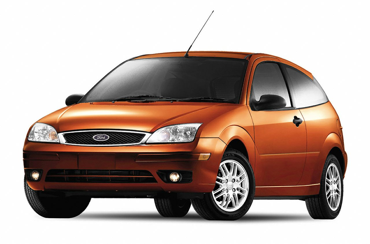 2005 ford focus information