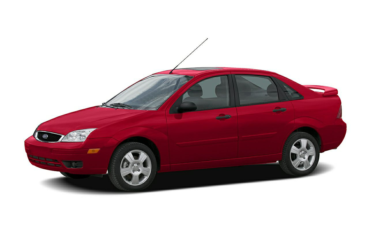2003 ford focus zx4 specs