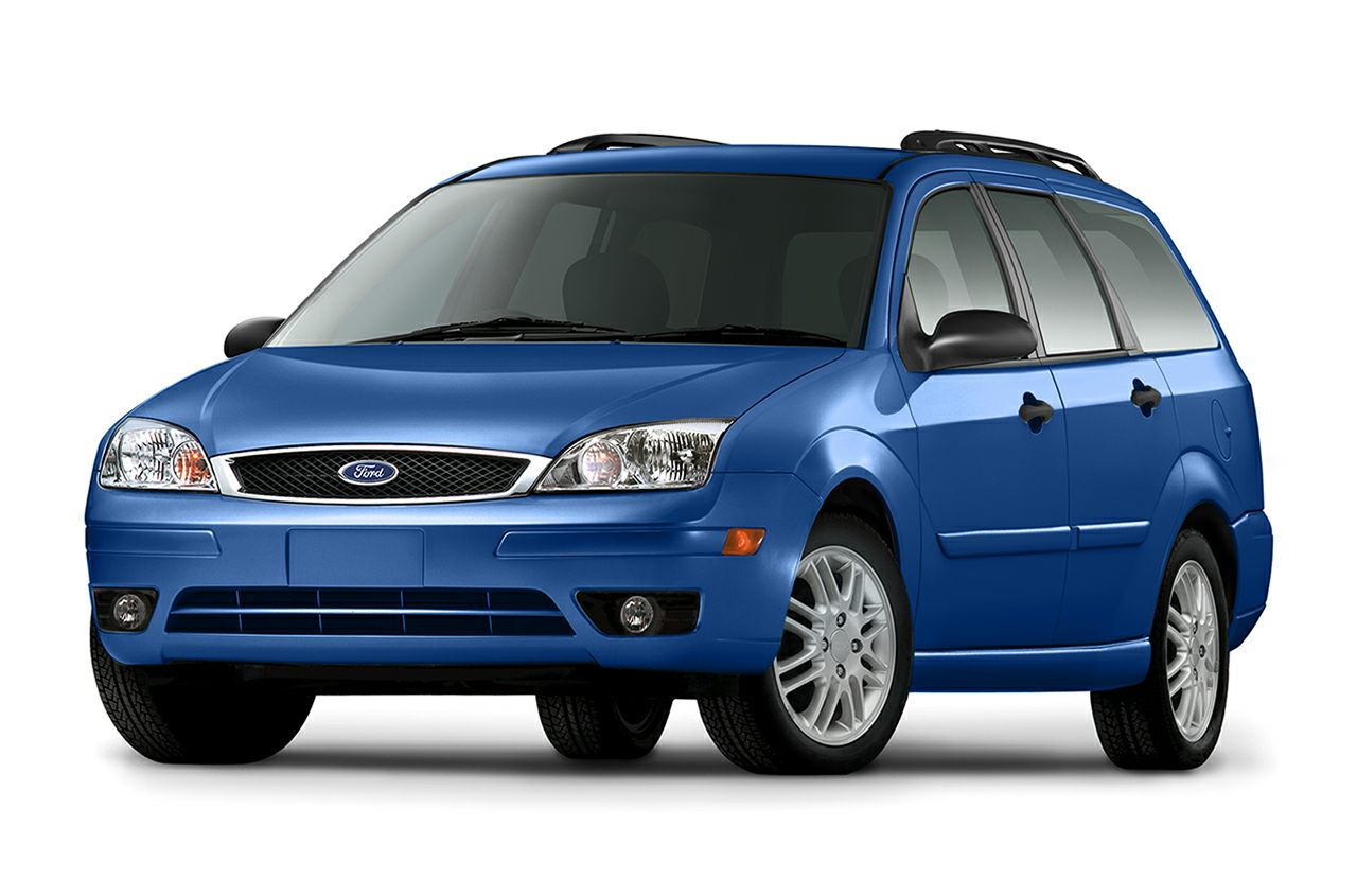 ford focus station wagon 2009 specs