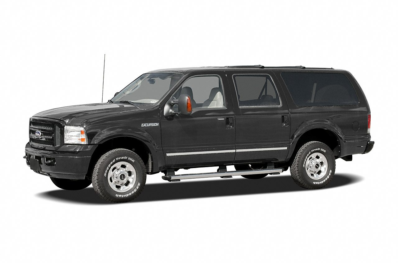 Ford Excursion Specs