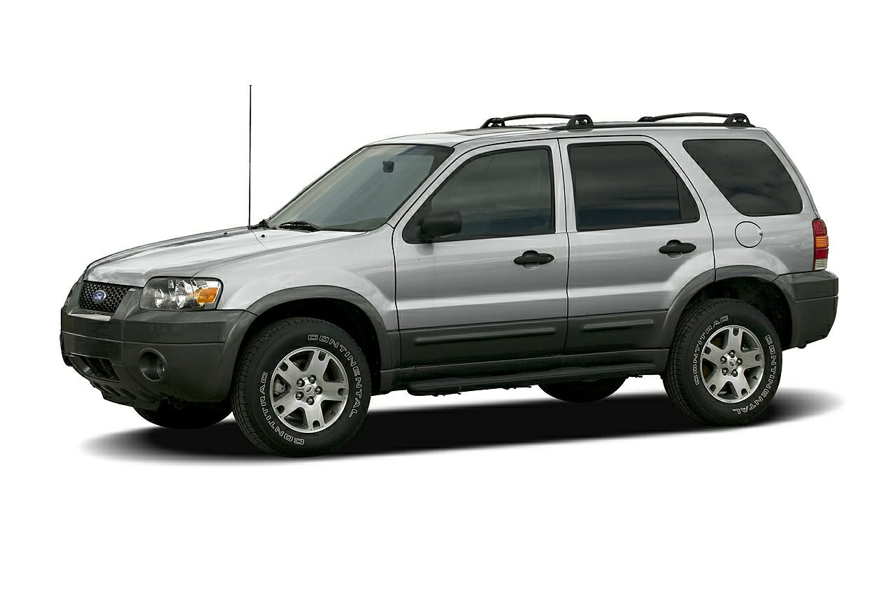 Xlt 3 0l Automatic 4x4 2005 Ford Escape Specs