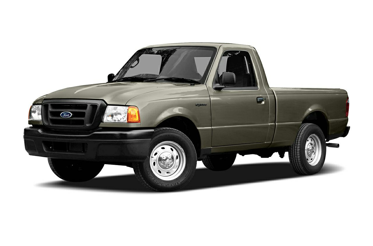 2005 ford ranger information