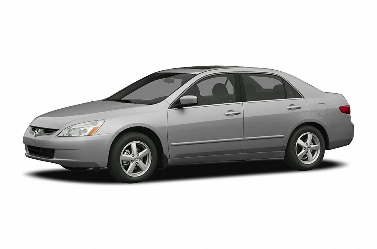 2005 Honda Accord Specs