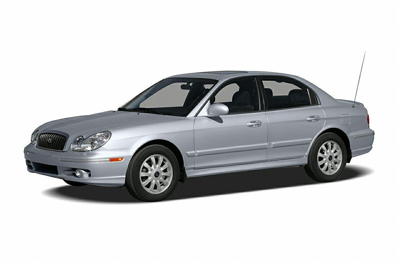 2005 Hyundai Sonata Information