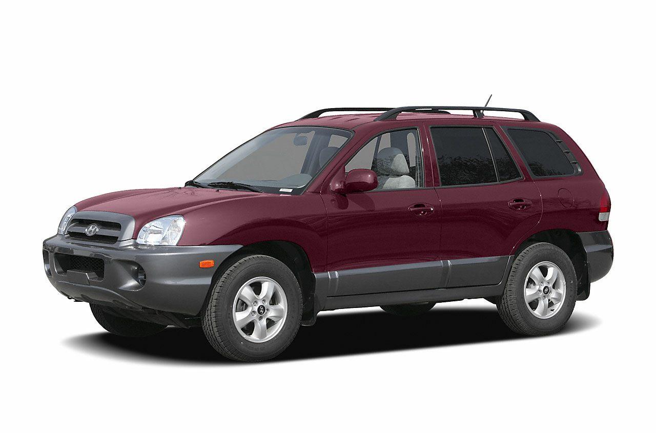 2005 Hyundai Santa Fe Gls W 3 5l All Wheel Drive Specs And Prices