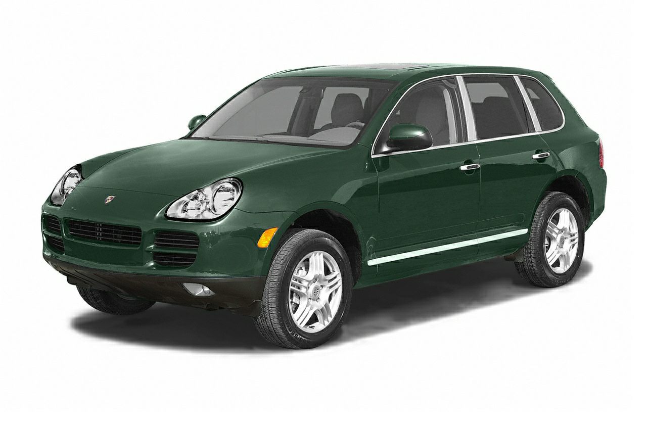 2005 Porsche Cayenne Turbo 4dr All Wheel Drive Specs And Prices