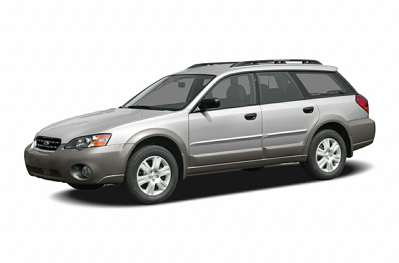 Subaru Outback Dimensions >> 2005 Subaru Outback 2 5i 4dr All Wheel Drive Wagon Specs And Prices