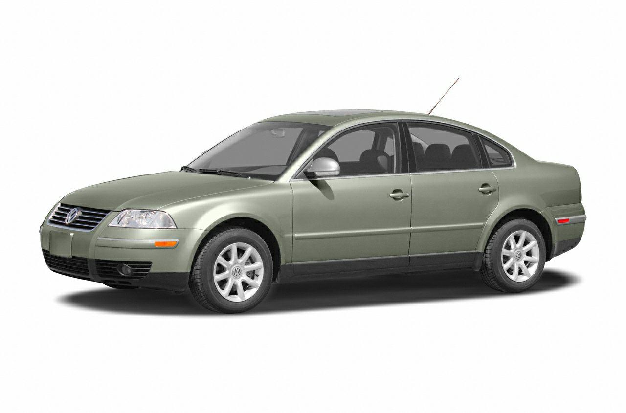 2005 Volkswagen Passat GL TDI 4dr Front-wheel Drive Sedan Specs and PricesAutoblog