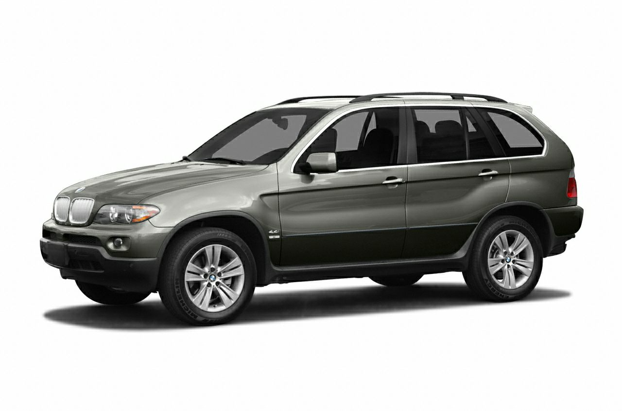2006 Bmw X5 3 0i 4dr All Wheel Drive Specs And Prices