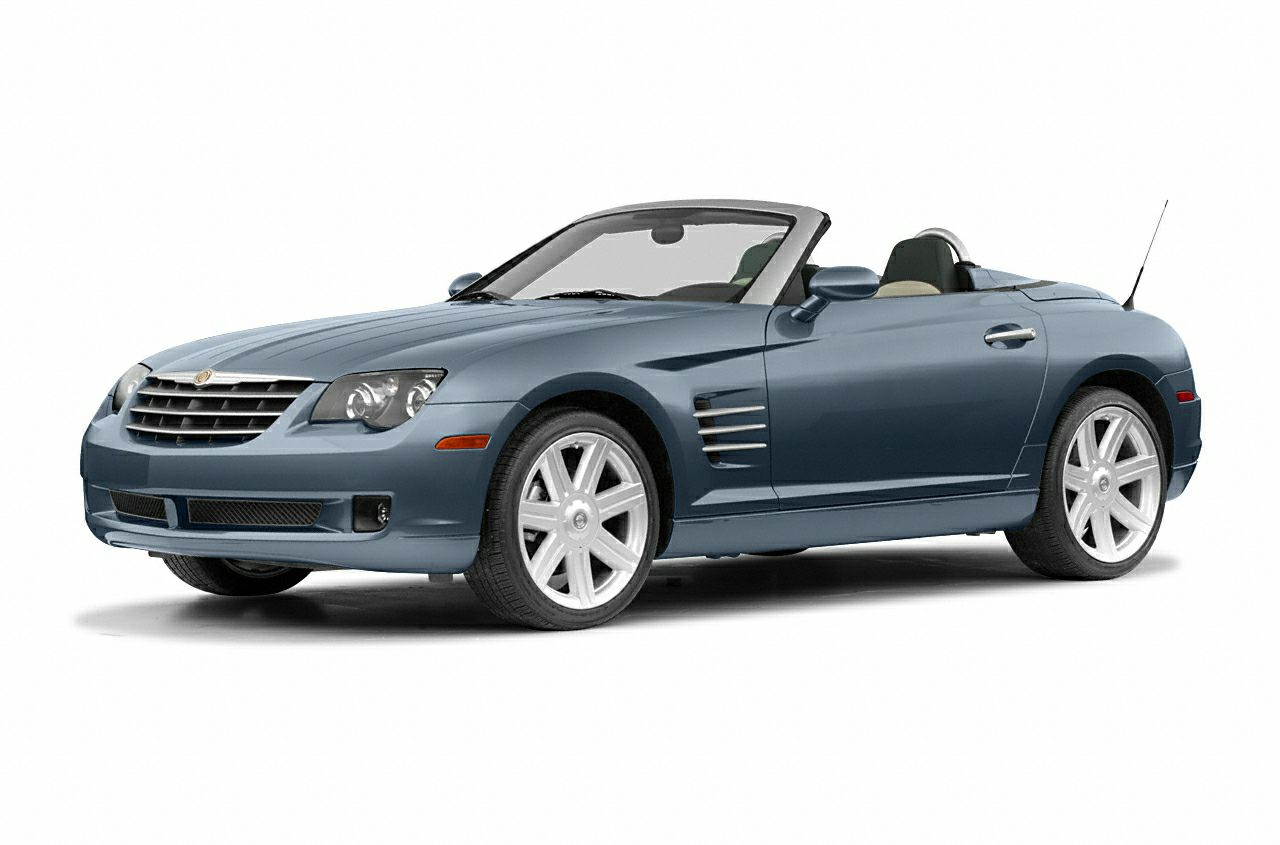 Chrysler crossfire reviews research new used models - Chrysler Crossfire Reviews Research New Used Models 11