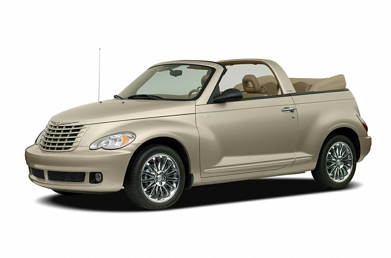 Gt 2dr Convertible 2006 Chrysler Pt Cruiser Specs