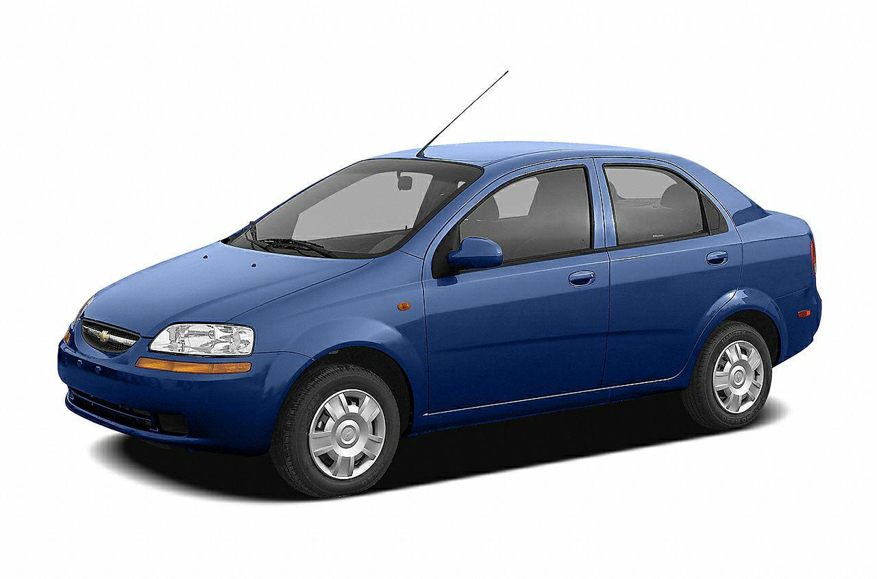 All Chevy chevy aveo 2006 : 2006 Chevrolet Aveo Information