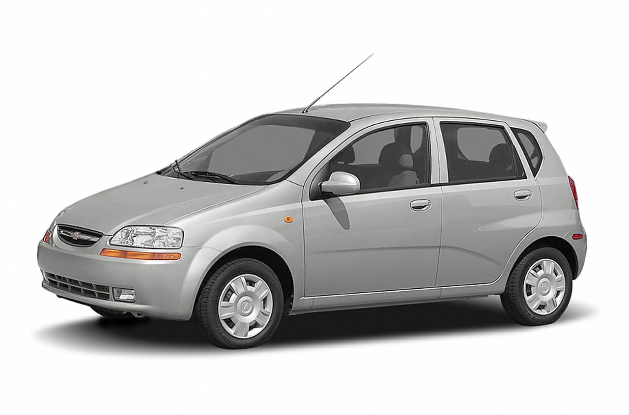 All Chevy chevy aveo 2006 : 2006 Chevrolet Aveo LS 4dr Hatchback Specs and Prices