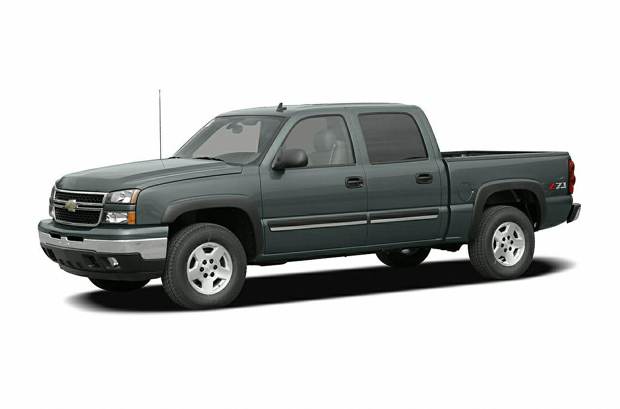72a68b8336 2006 Chevrolet Silverado 1500 LT3 4x4 Crew Cab 5.75 ft. box 143.5 ...