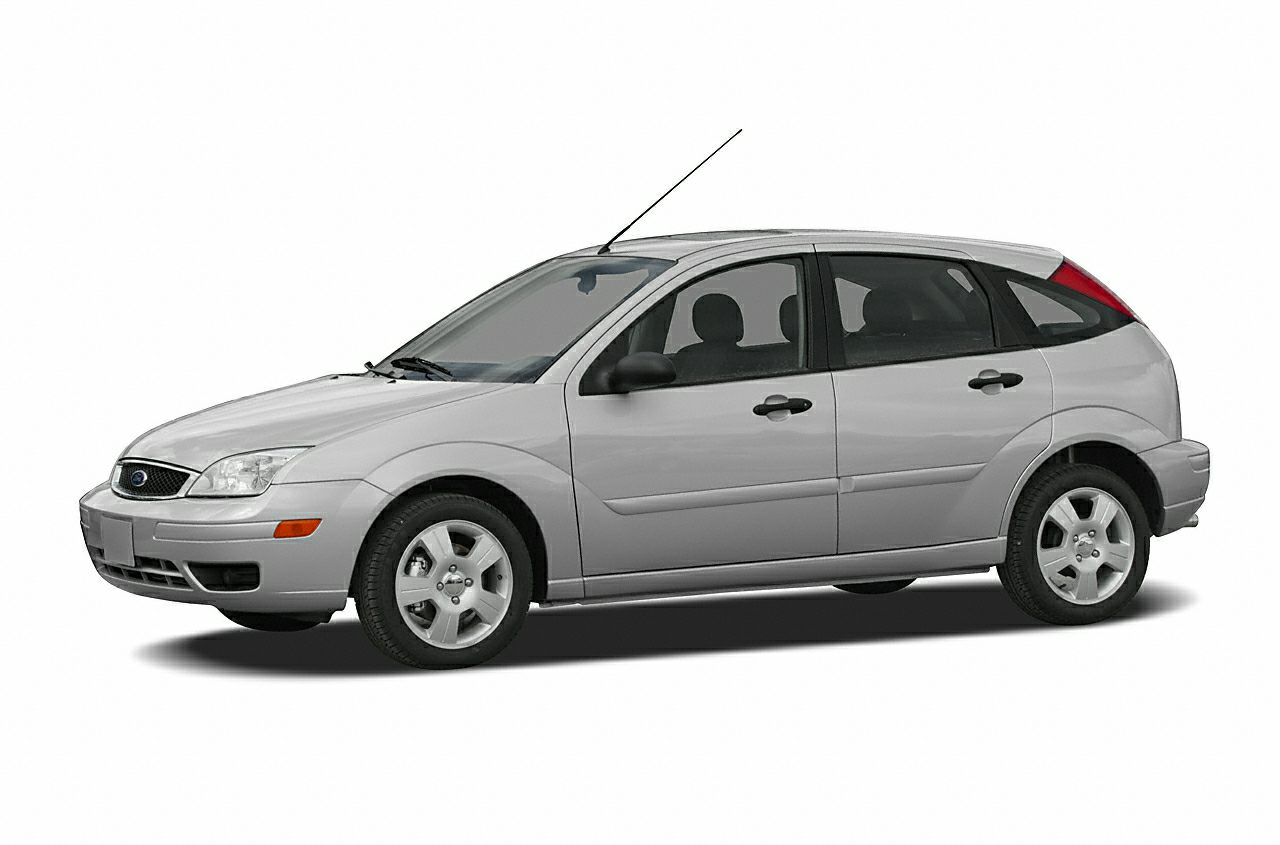 2006 ford focus zx5 specs