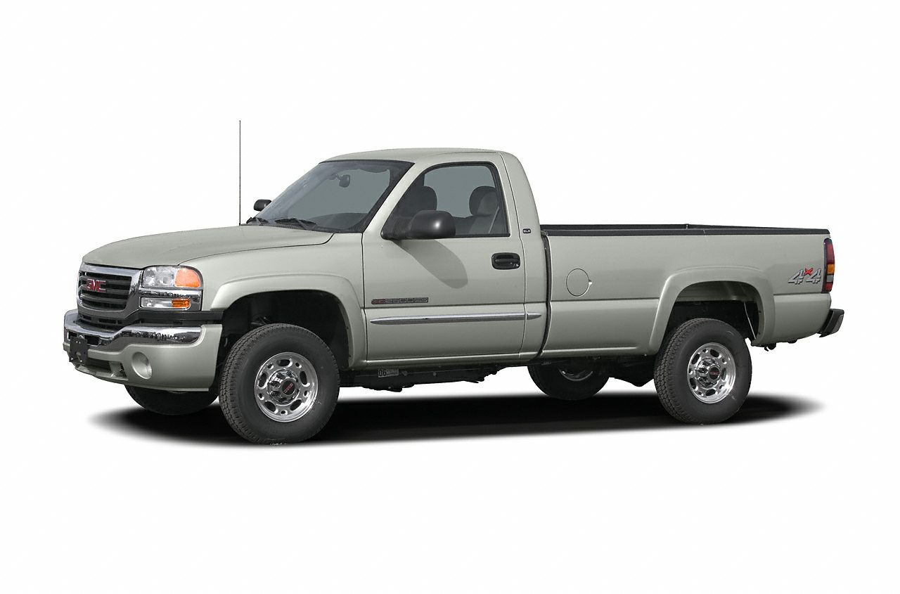 2006 Gmc Sierra 2500hd Specs And Prices