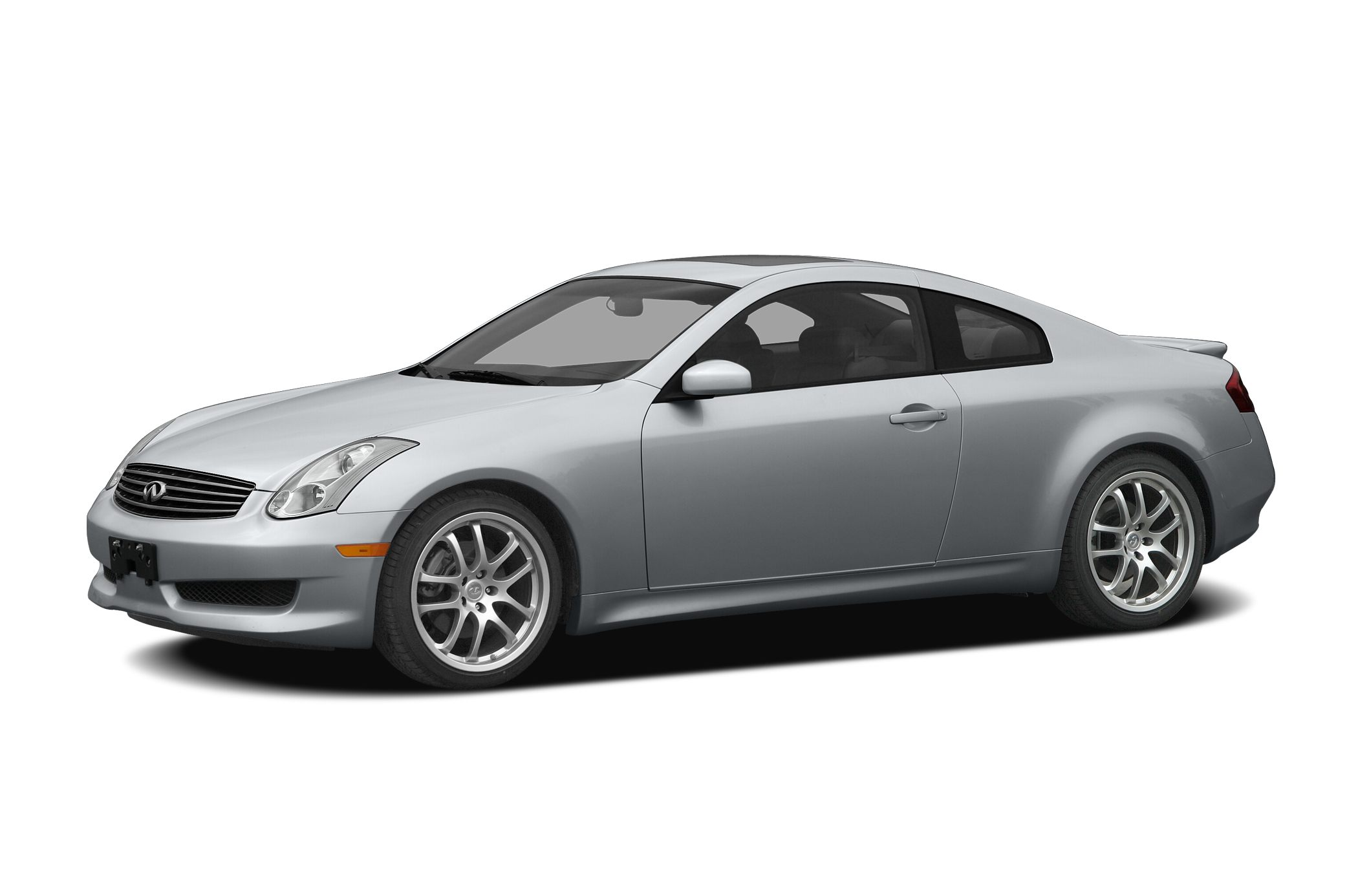 2007 INFINITI G35 Base w/6-Speed Manual 2dr Coupe Specs and Prices
