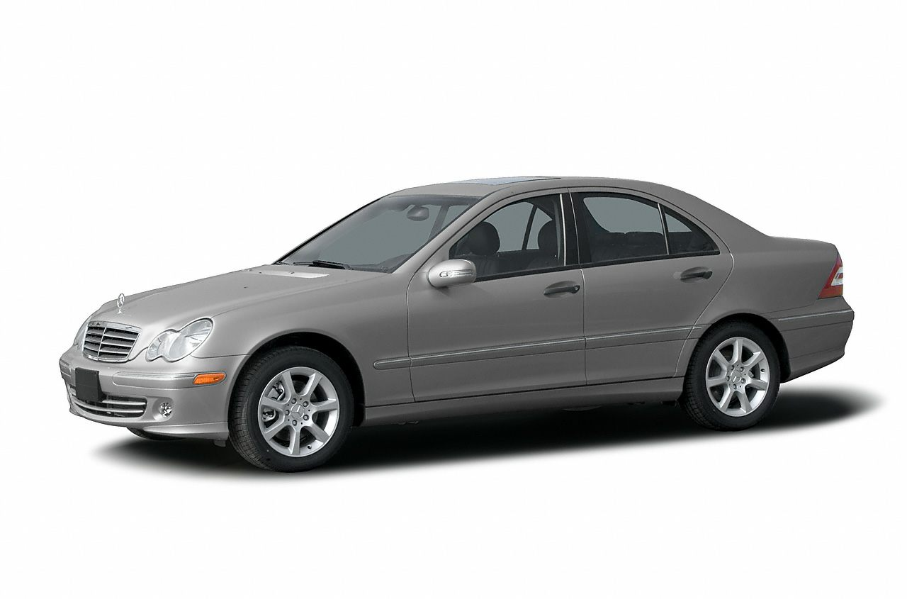3034661be93570 2006 Mercedes-Benz C-Class Pictures