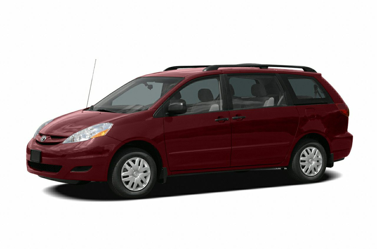 63fb10f5ab 2006 Toyota Sienna CE 4dr Front-wheel Drive Passenger Van Safety Features