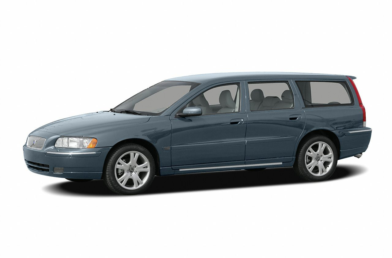 2006 Volvo V70 R 4dr All Wheel Drive Station Wagon Pictures