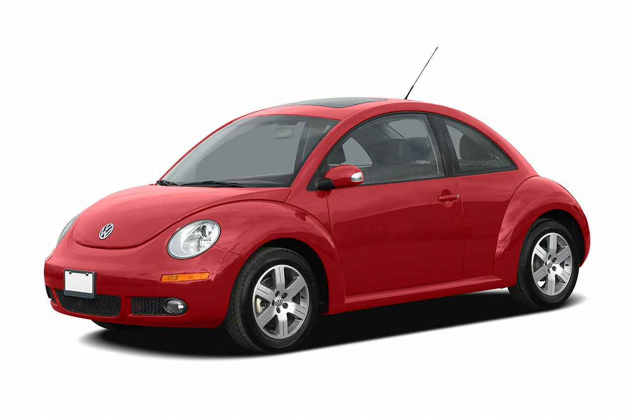 2006 Volkswagen New Beetle Recalls