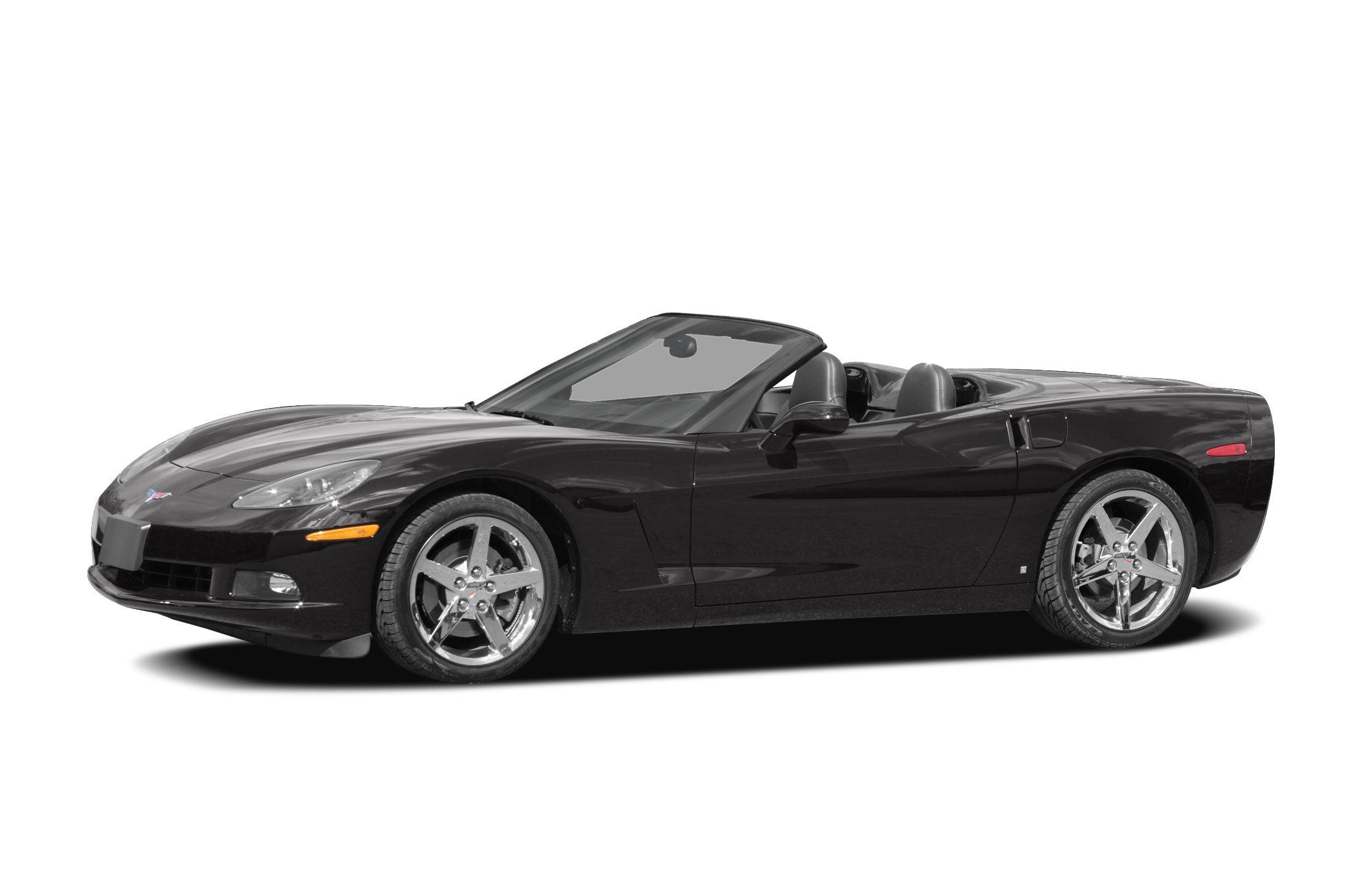 2007 Chevrolet Corvette Information