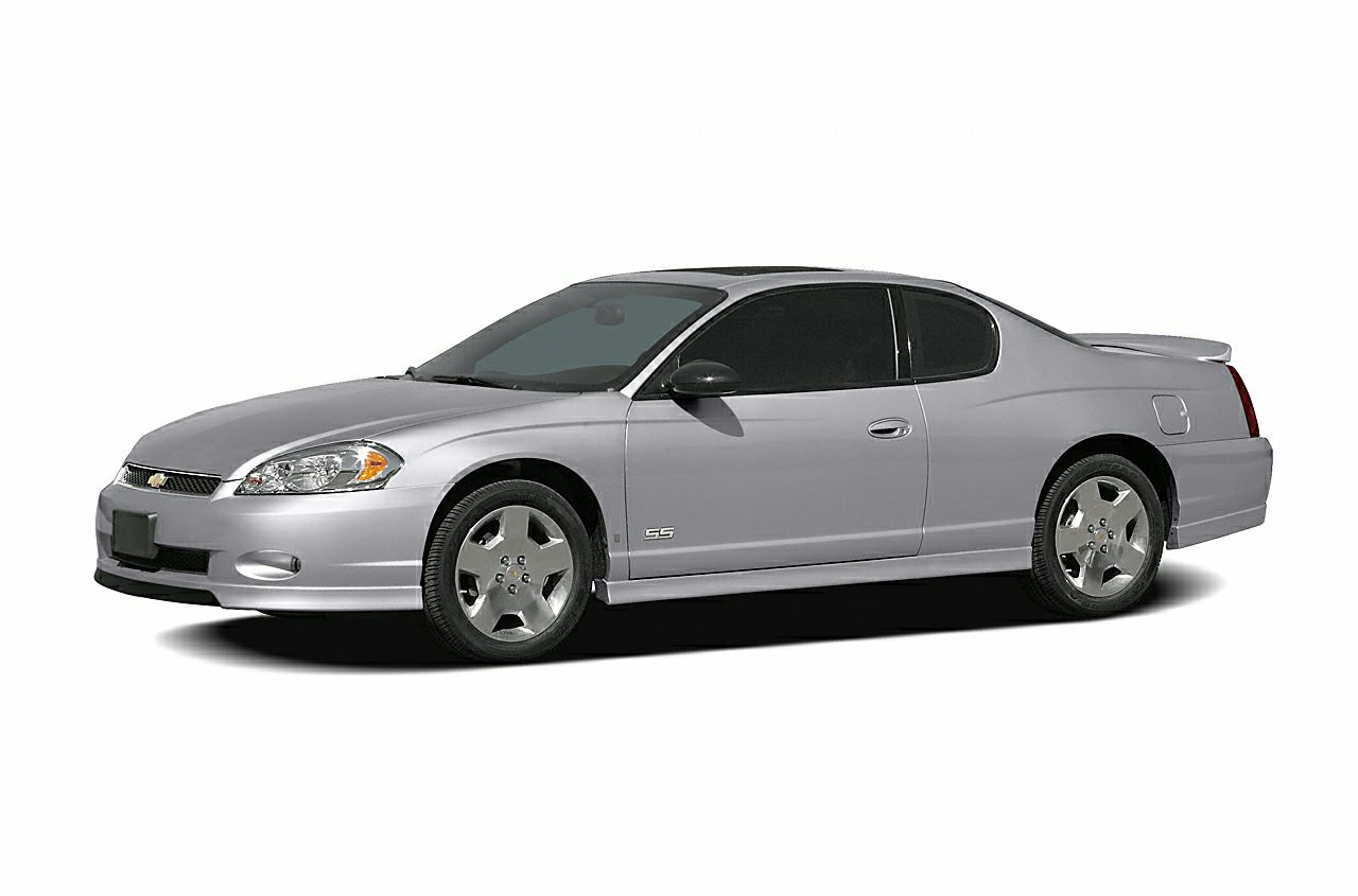 2007 chevrolet monte carlo ss 2dr coupe pictures 2007 Chevy Monte Carlo SS Options List