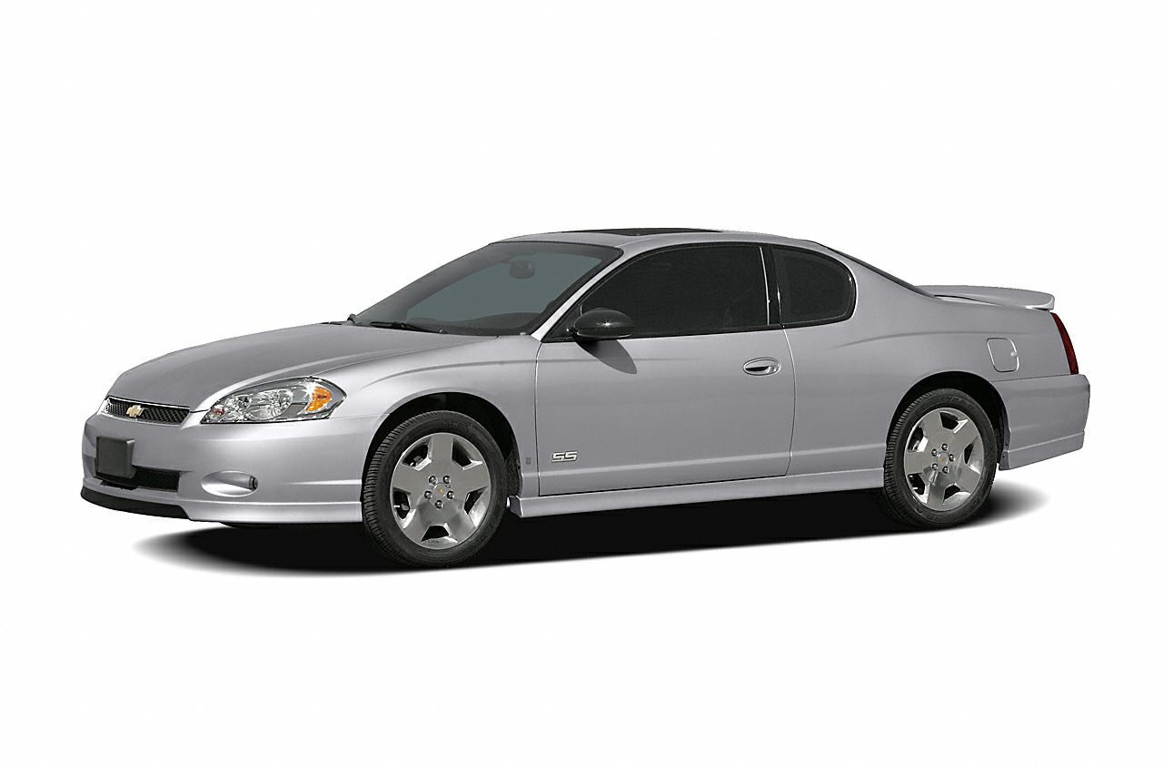 2007 Chevrolet Monte Carlo Pictures