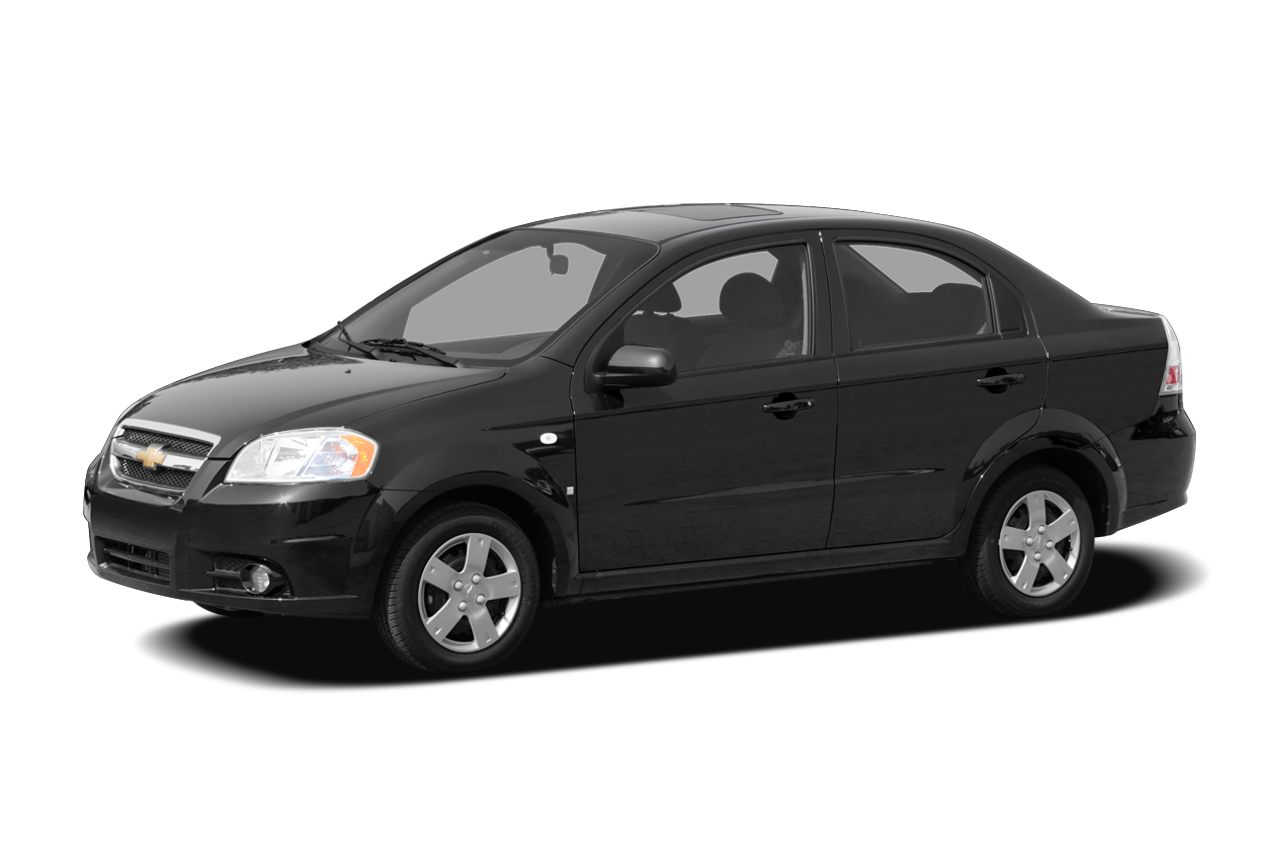 2007 Chevrolet Aveo Photos