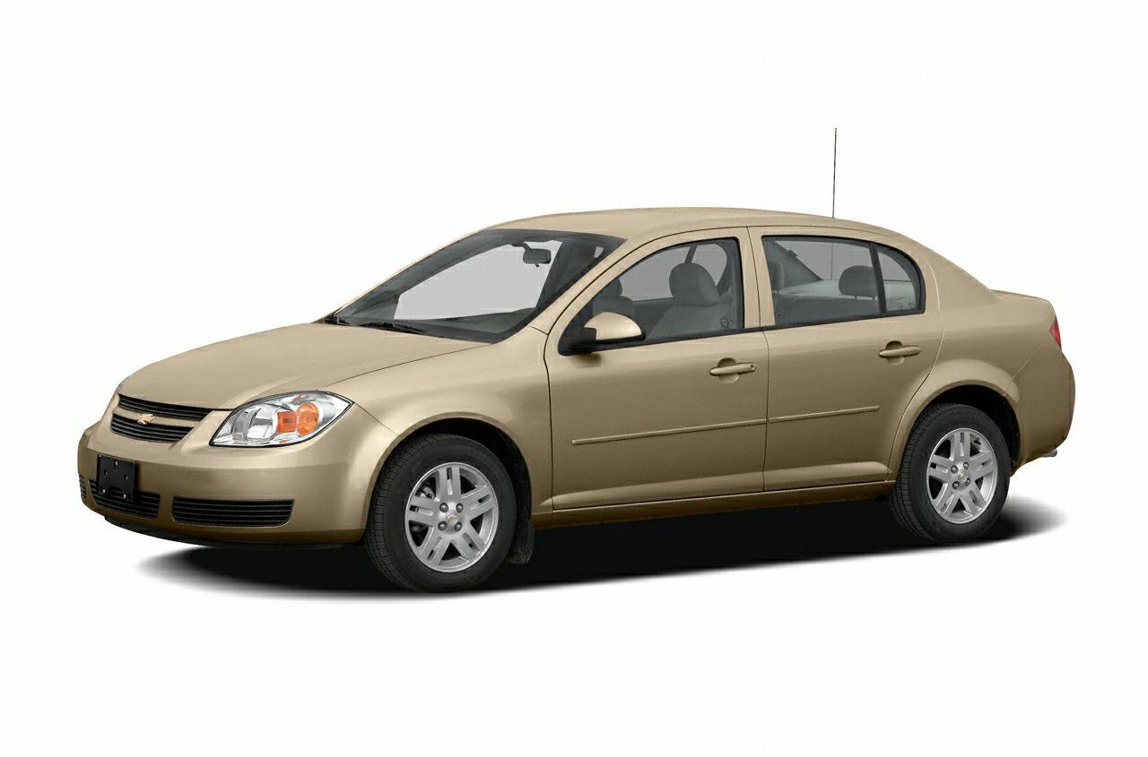 2007 Chevrolet Cobalt Ls 4dr Sedan Specs And Prices