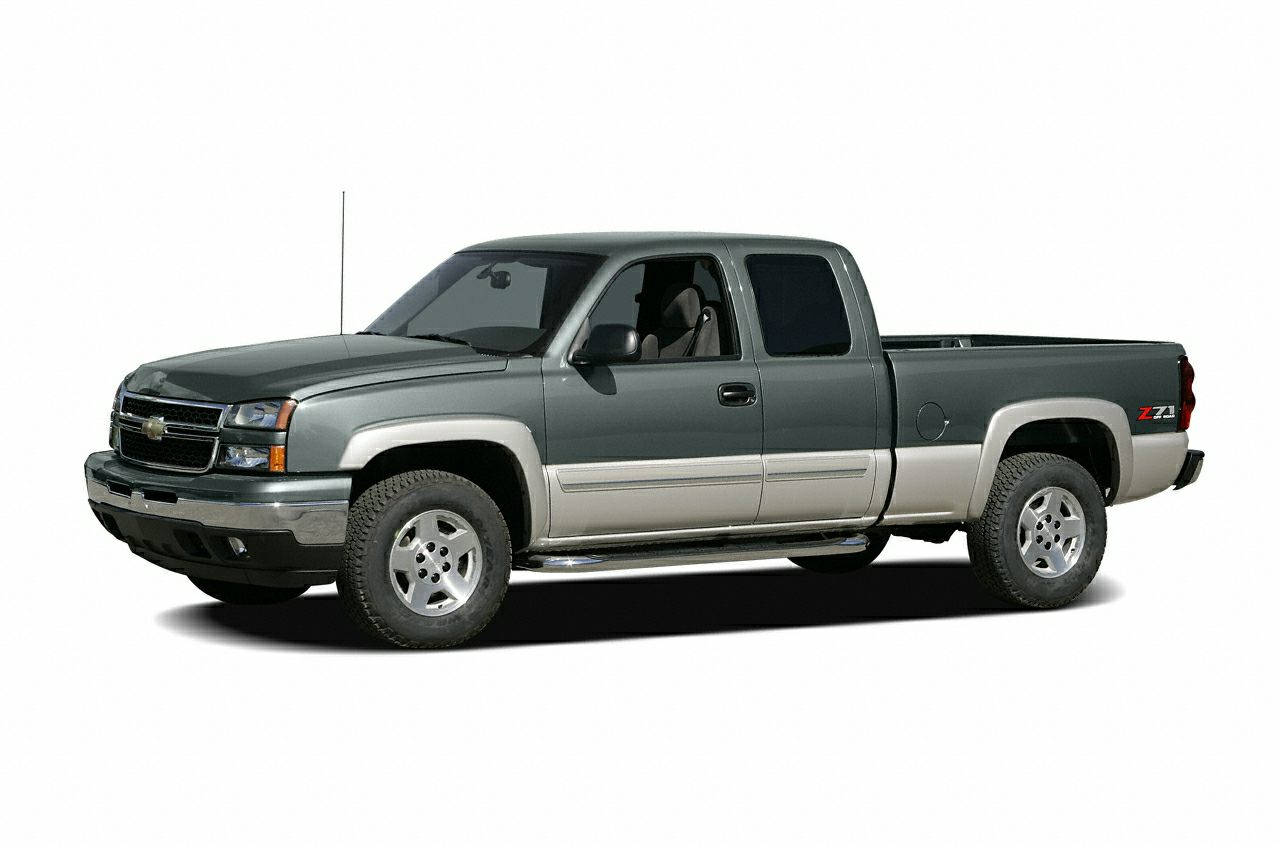 2007 Chevrolet Silverado 1500 Extended Cab >> 2007 Chevrolet Silverado 1500 Classic Ls 4x4 Extended Cab 8 Ft Box 157 5 In Wb Pictures