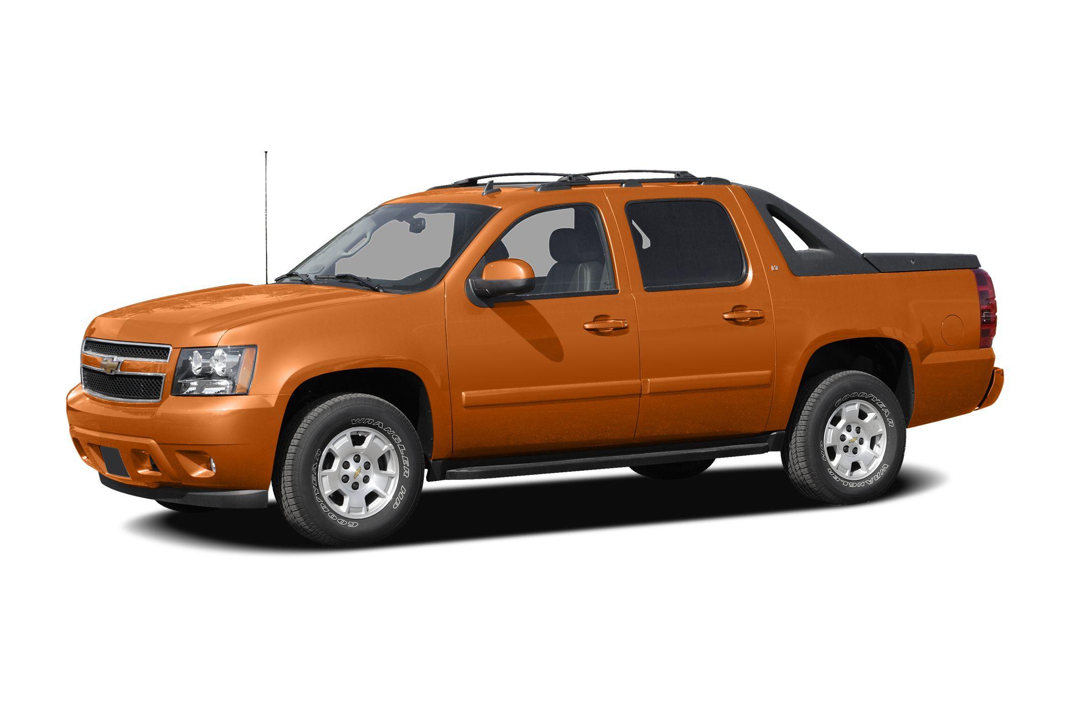 2007 Chevrolet Avalanche 1500 Ltz 4x4 Pictures