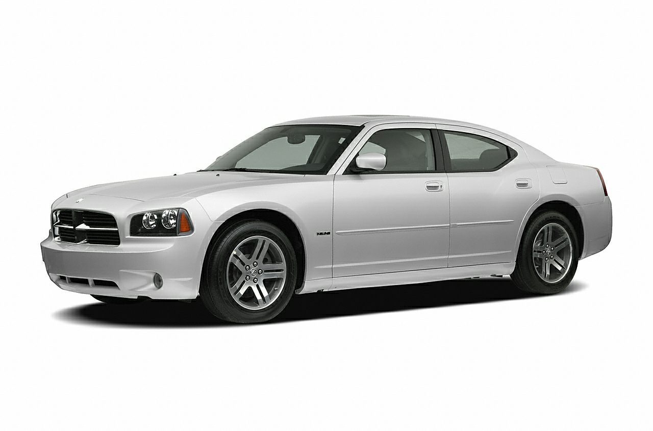 2007 Dodge Charger Information