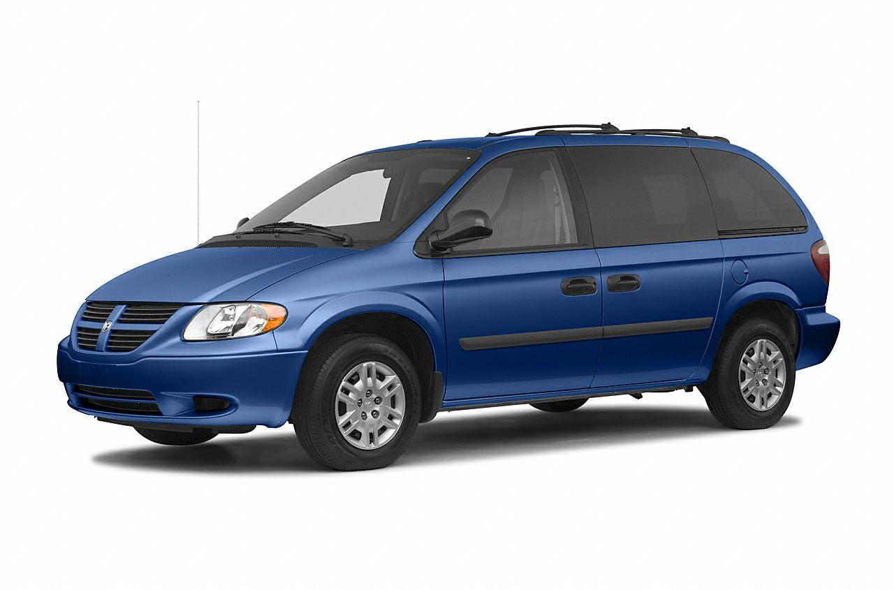 2007 Dodge Caravan Sxt Passenger Van Specs And Prices
