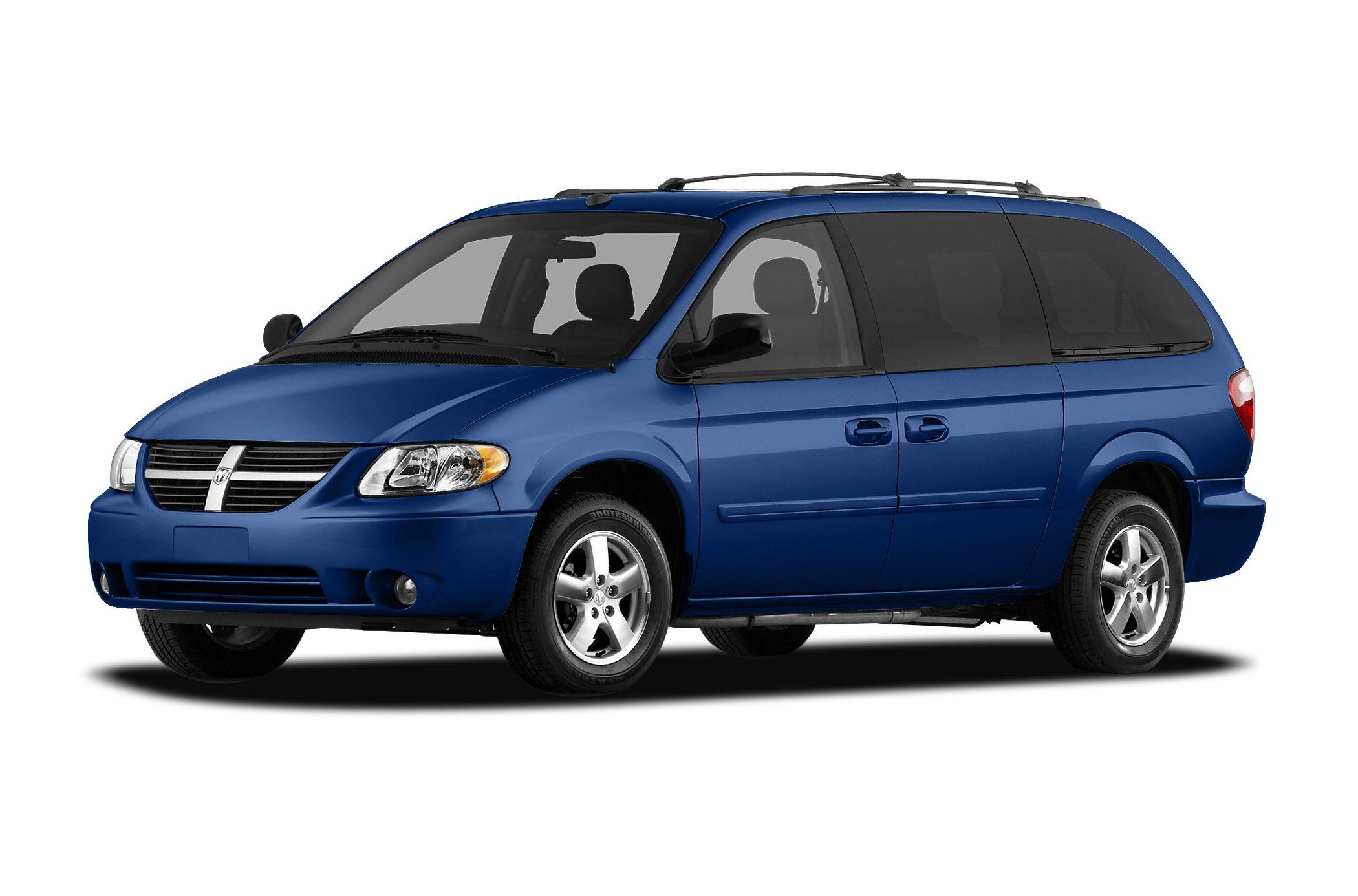 2007 Dodge Grand Caravan Cv Cargo Van Specs And Prices