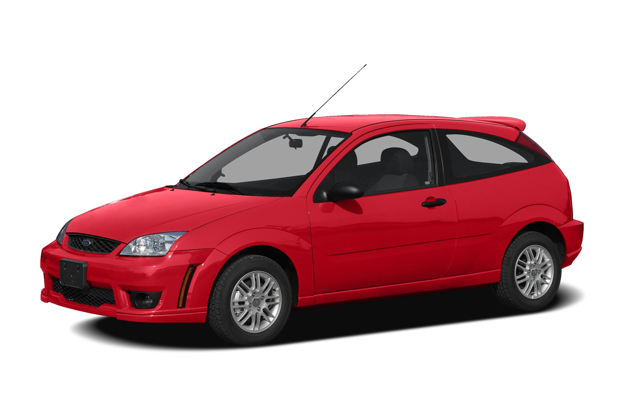 2007 ford focus information