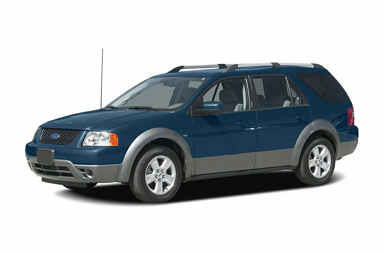 2007 ford freestyle limited 4dr front wheel drive specs and prices