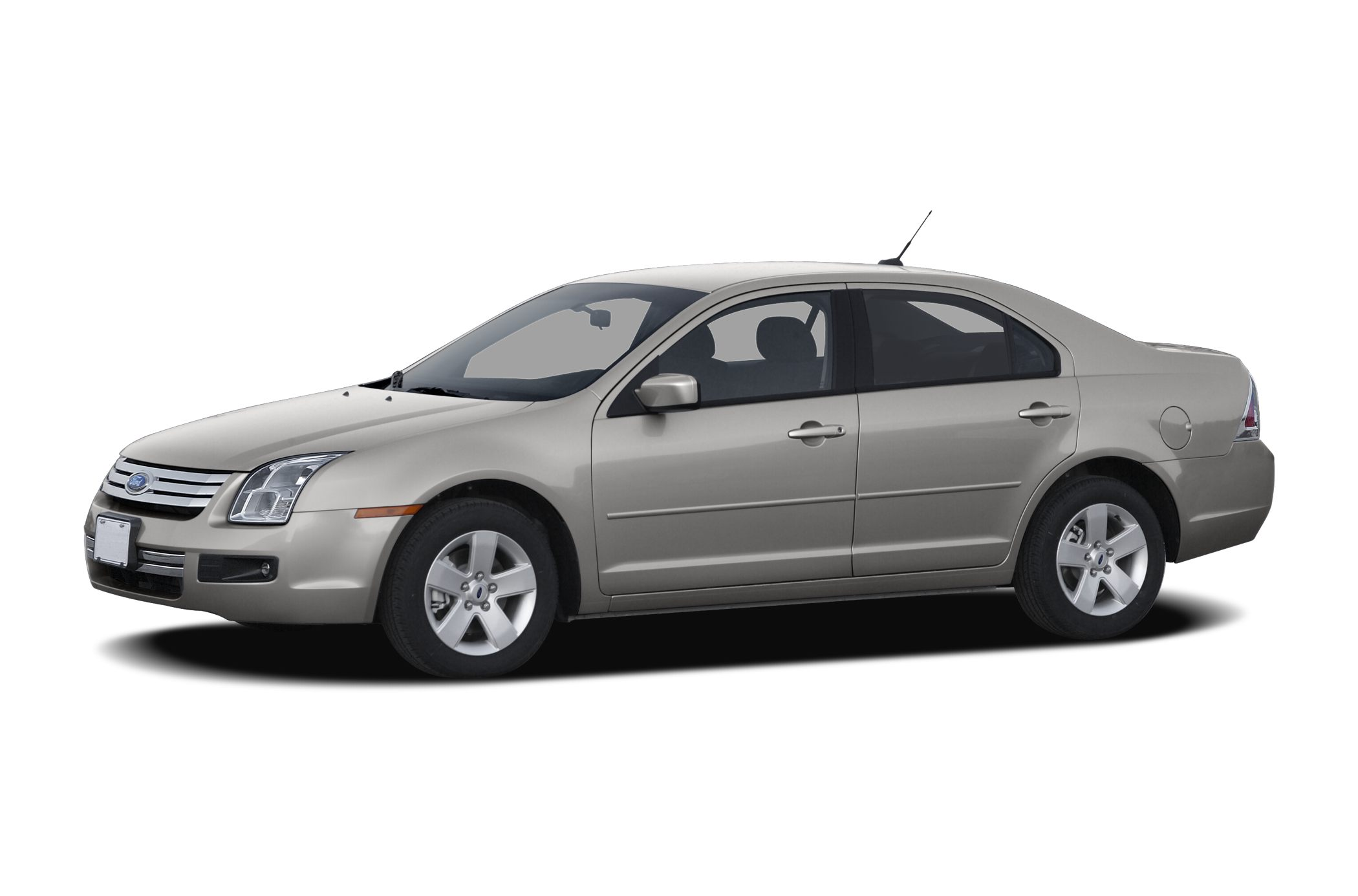 2007 ford fusion information