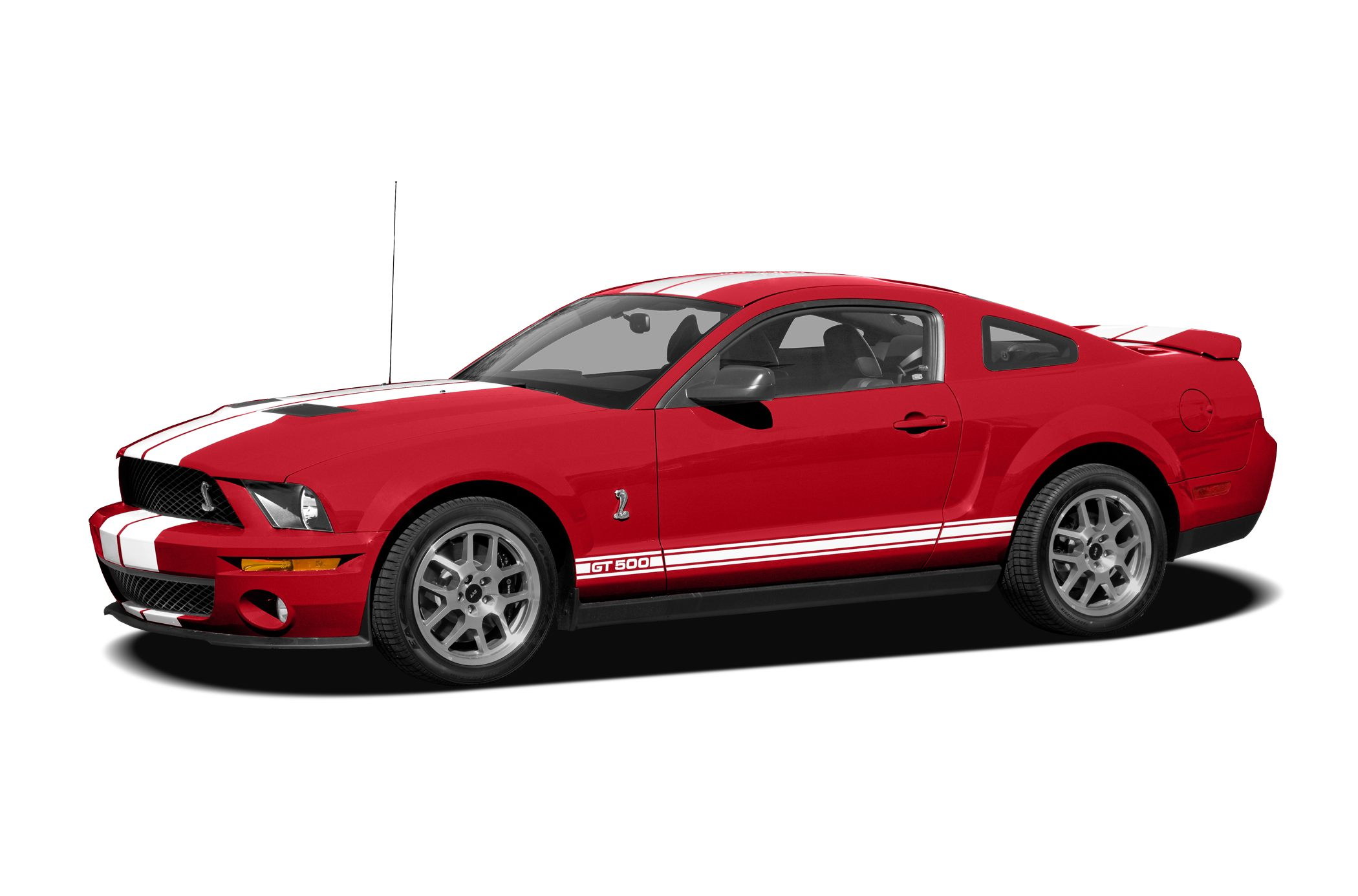 2007 Ford Shelby GT500 Base 2dr Coupe Specs and Prices