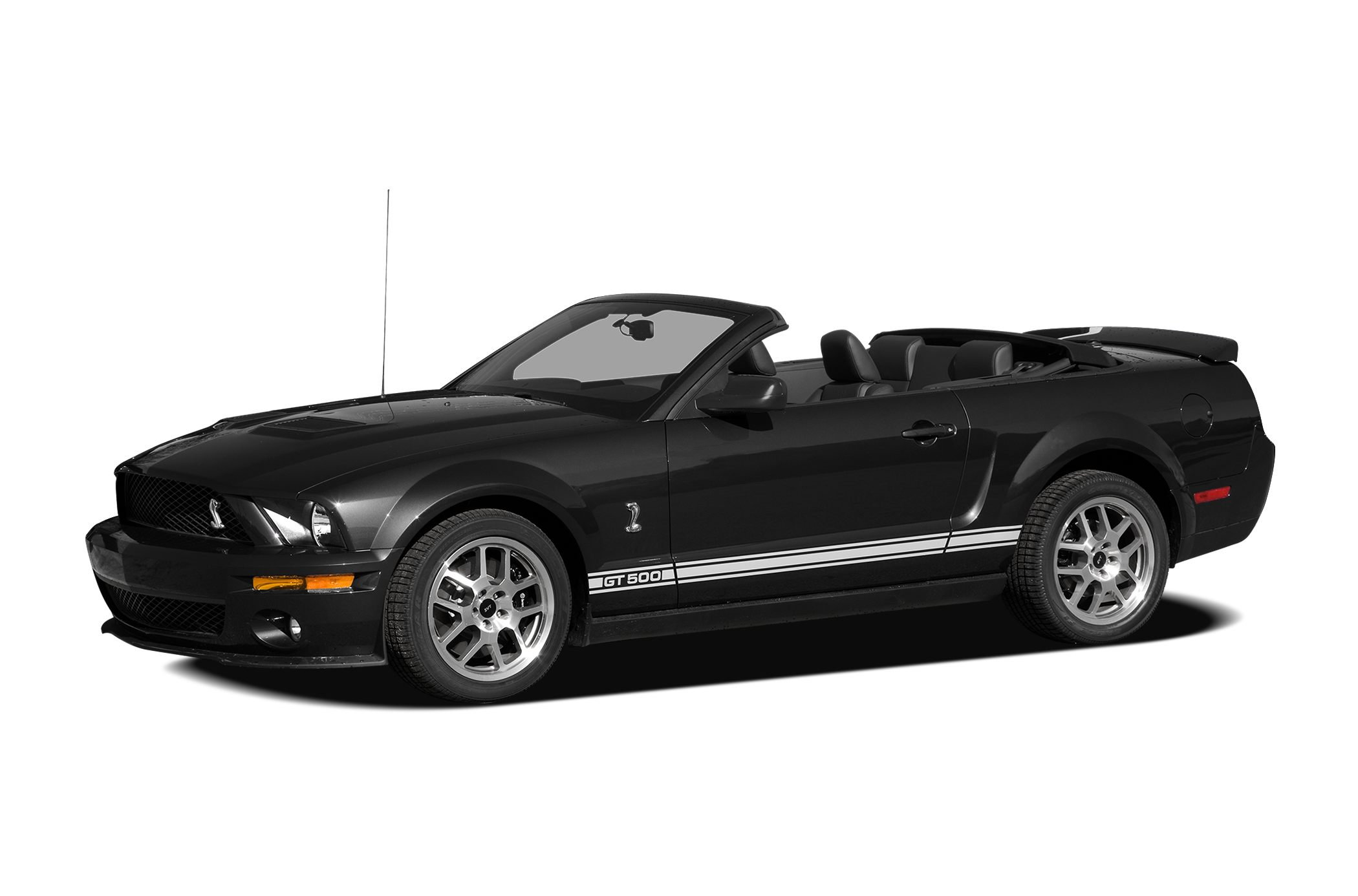 2007 Ford Shelby GT500 Base 2dr Convertible Specs and Prices