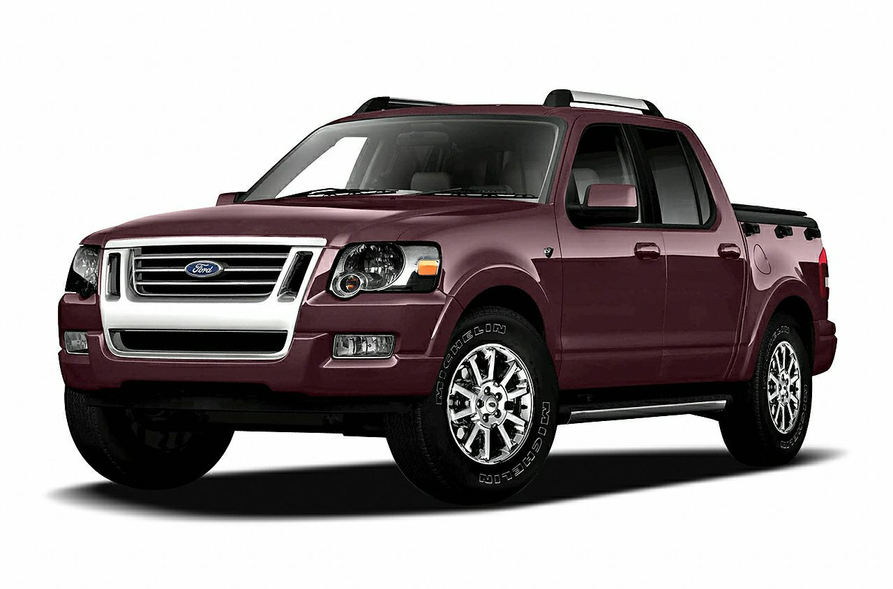2007 ford explorer 4x4 gas mileage