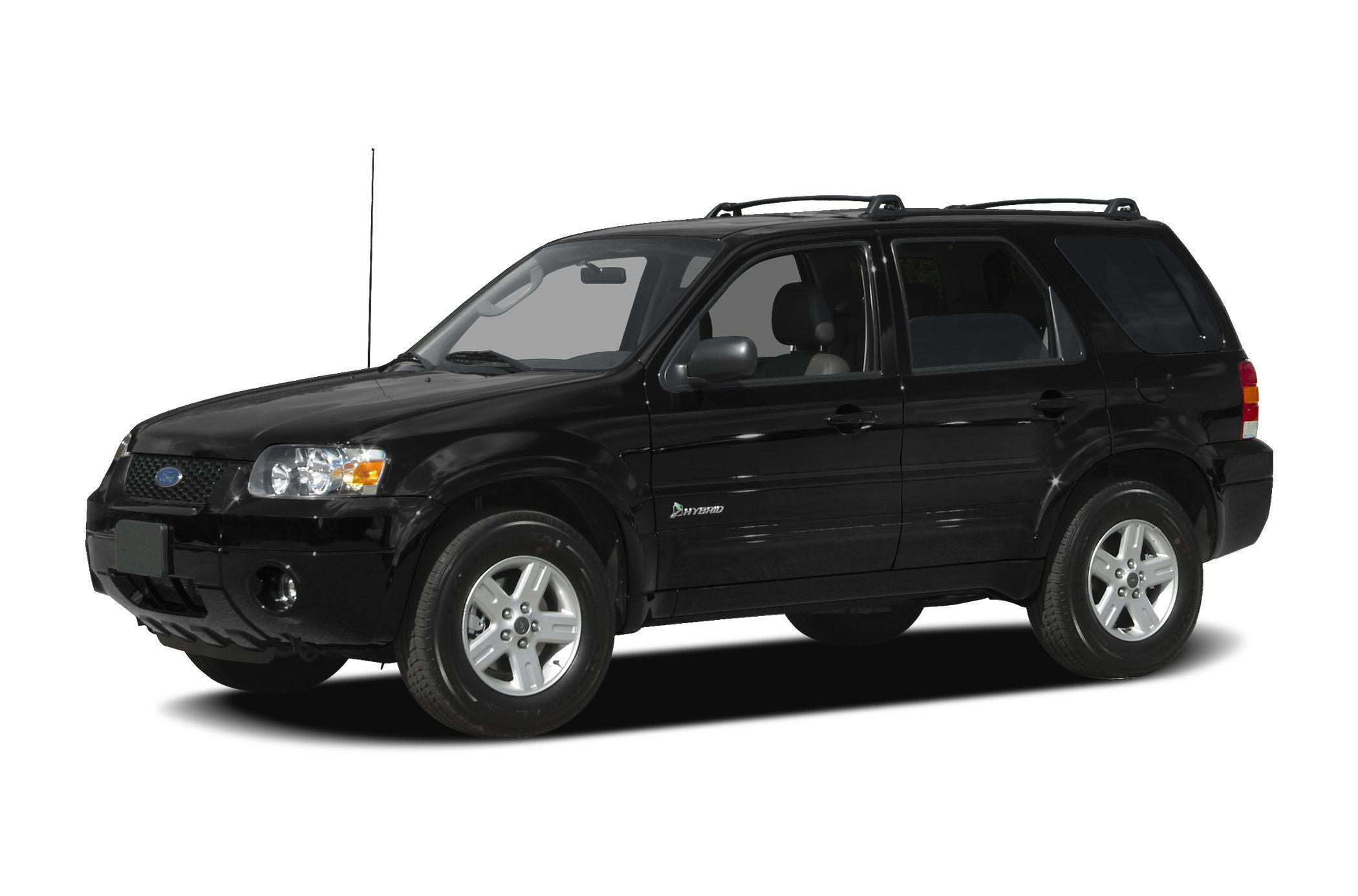 2007 Ford Escape Hybrid Recalls