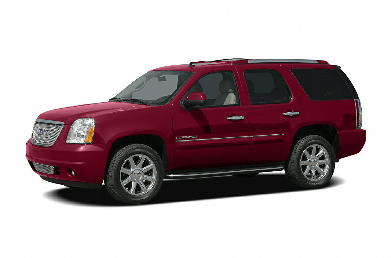 2007 gmc yukon xl denali curb weight