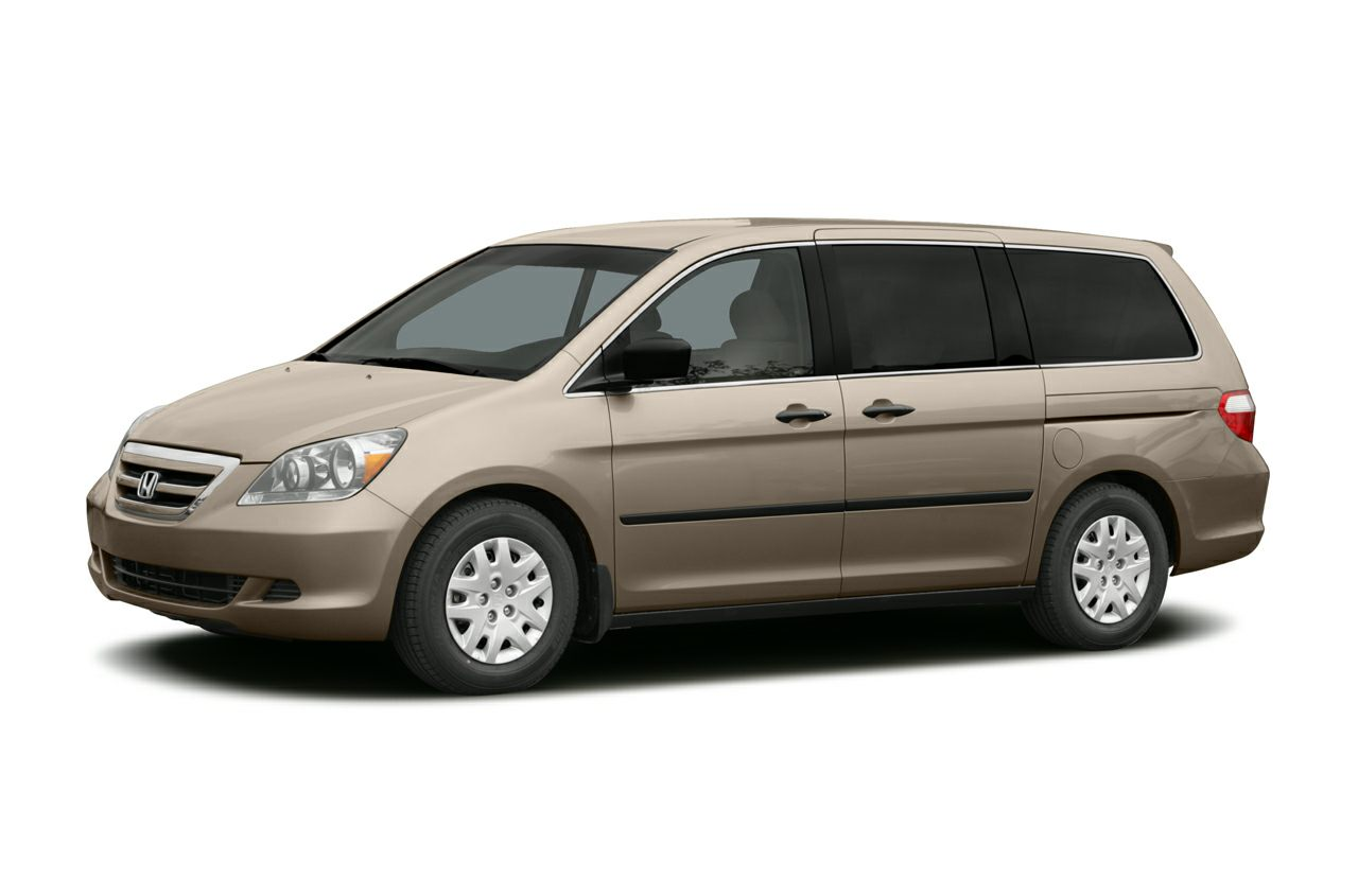 6600d3bad36 2007 Honda Odyssey Pricing and Specs