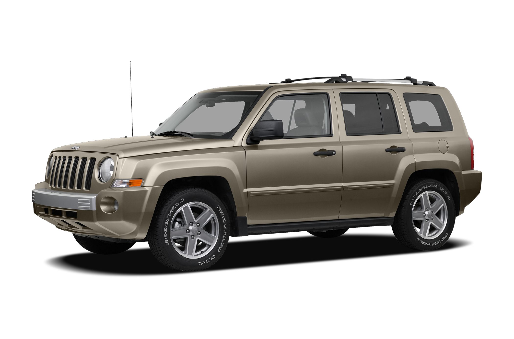 2007 jeep patriot recalls