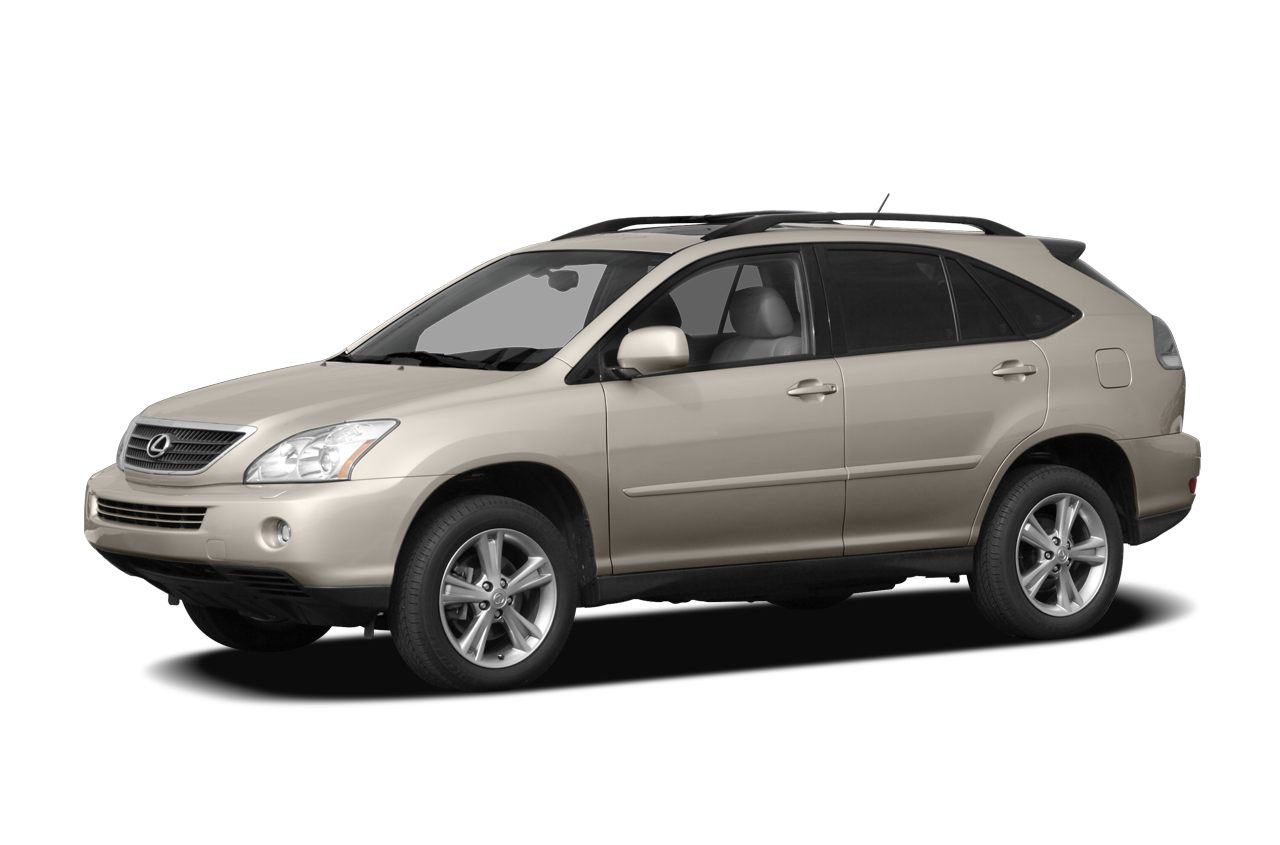 2007 Lexus Rx 400h Pricing And Specs
