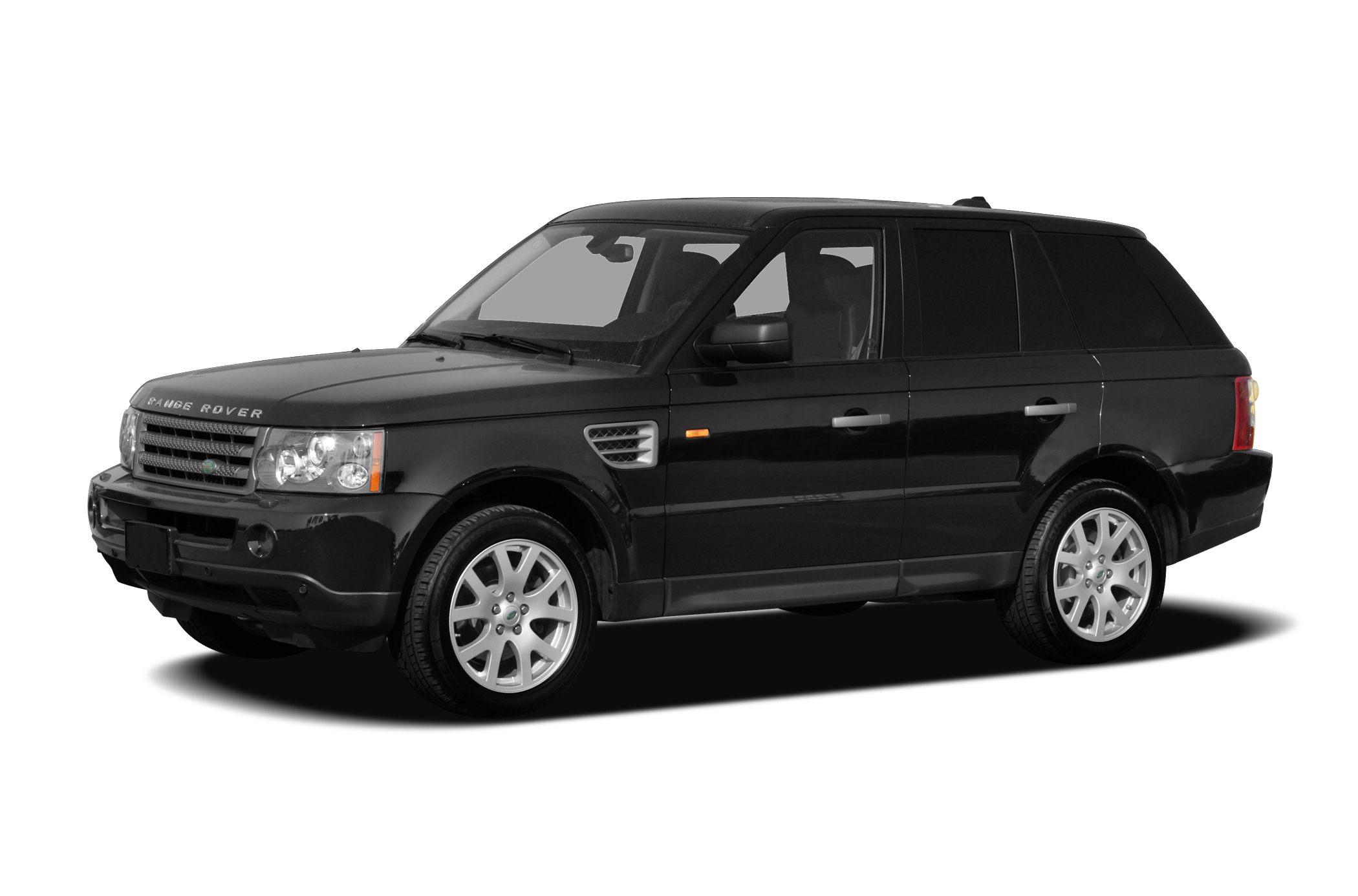 2007 Land Rover Range Rover Sport Information