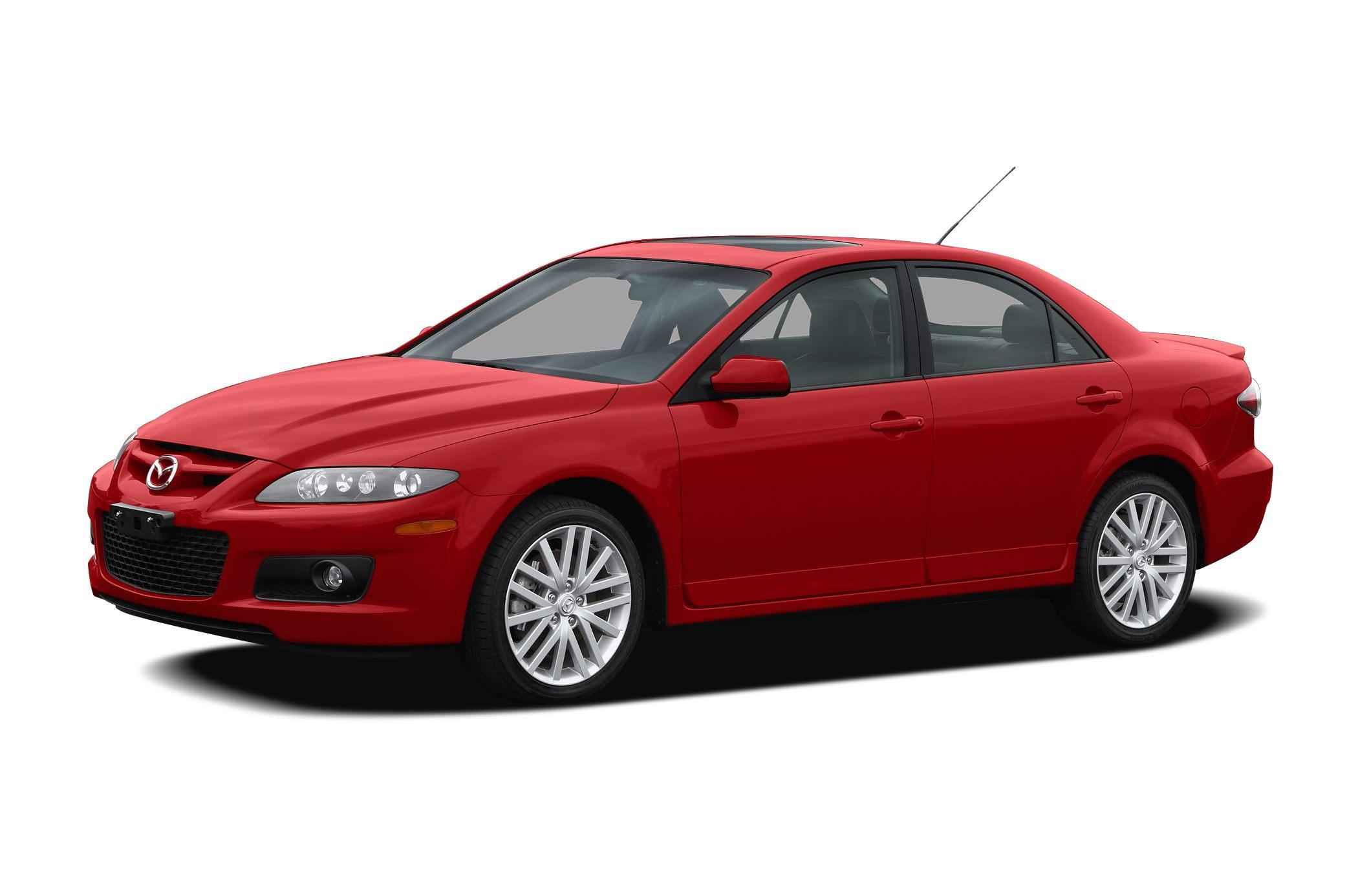 Mazda speed 6 specs
