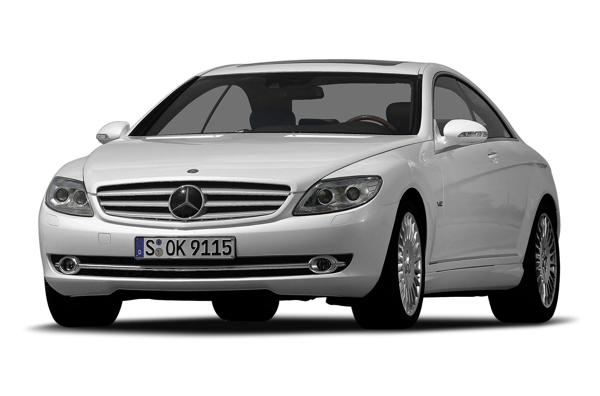 2007 Mercedes Benz CL Class Information