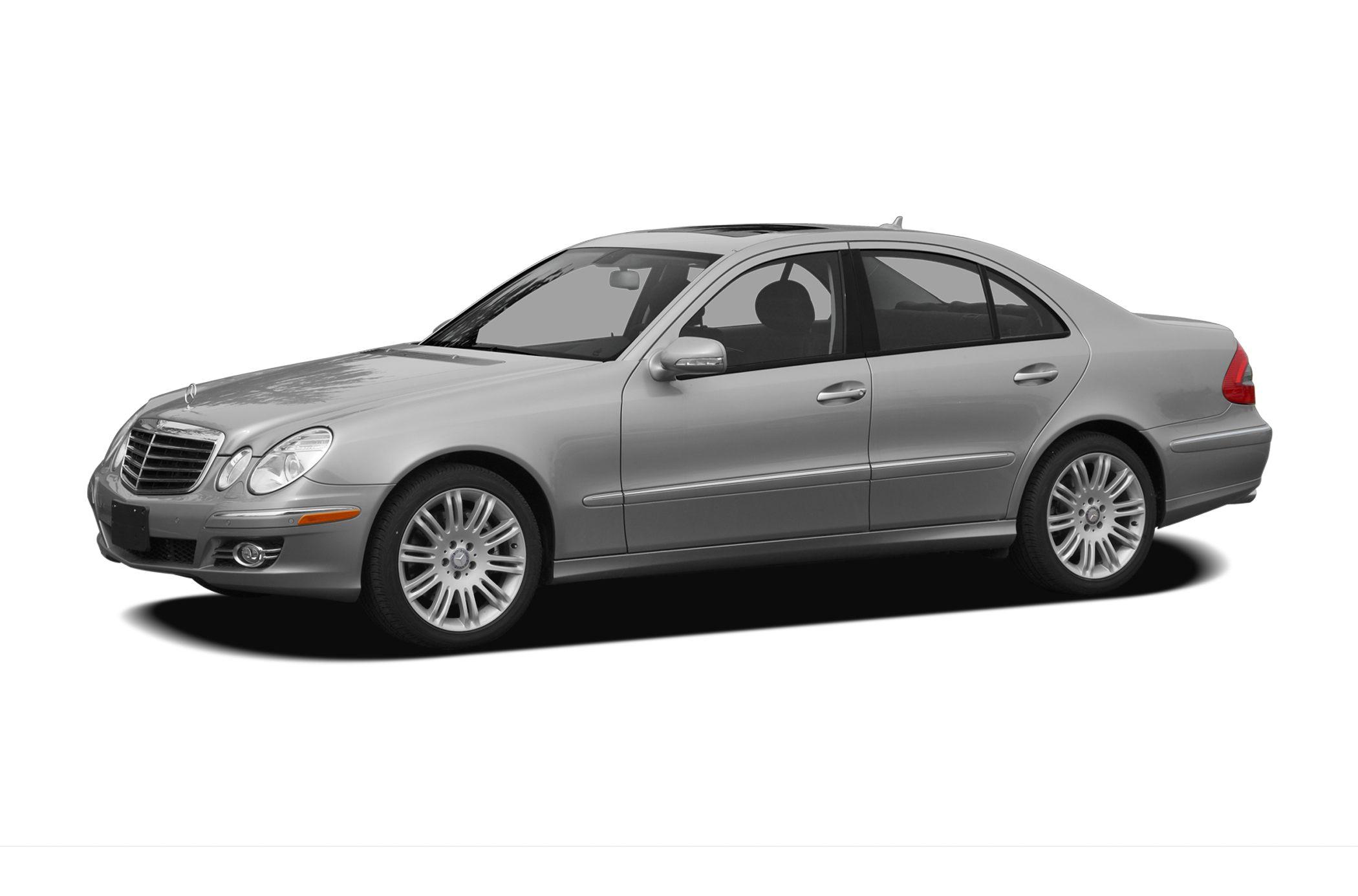 2007 Mercedes Benz E Class Safety Features